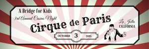 Tickets Now Available for Casino Night 2015- Cirque De Paris