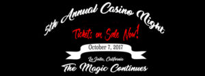 5th Annual Casino Night