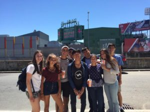 East Coast College Tour Provides Eye Opening Experience