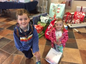 Giving Tree Brings Holiday Cheer to Local Foster Youth