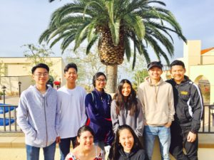 Southern California College Tour 2019